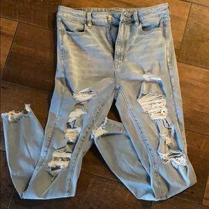 American Eagle 360* ne(x)t level stretch jeans